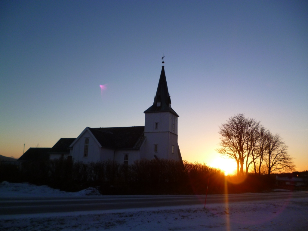 Lødingen Church