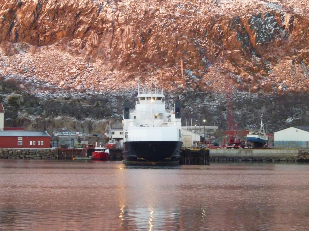 Older ferry